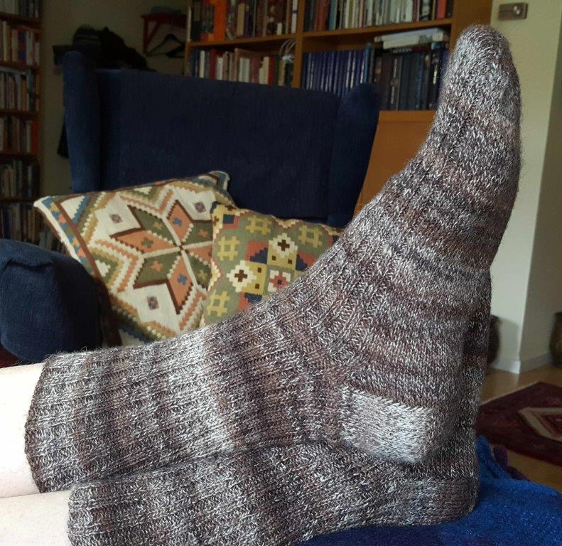 Lappone Den Perfekta Herrstrumpan The Perfect Sock For Men