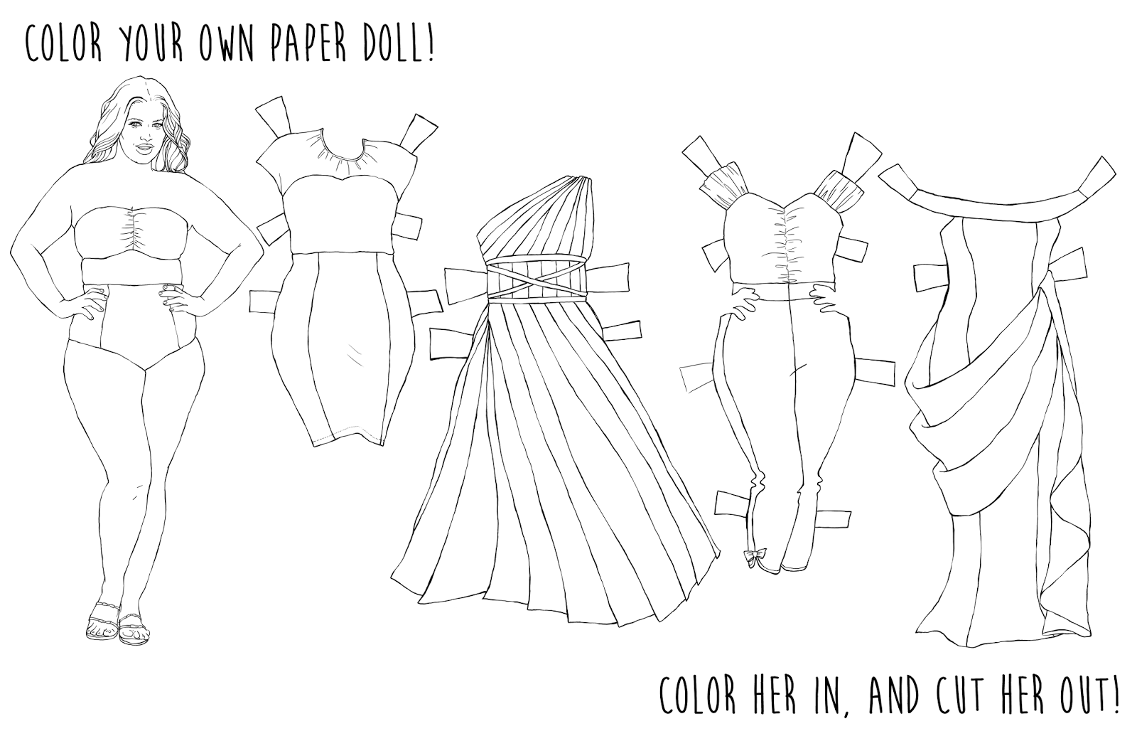 The Spinsterhood Diaries: Friday Fun: Color Your Own Paper