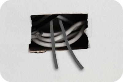 Instalaciones eléctricas residenciales - Chalupa para apagador