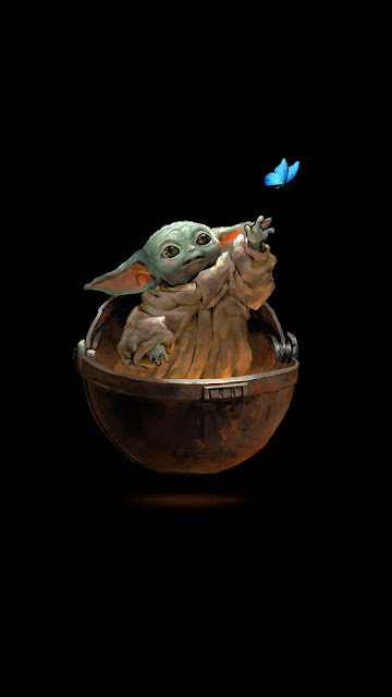 The Child Baby Yoda Phone Wallpaper Collection Cool