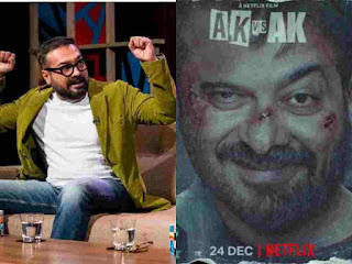 AK Vs AK Movie Orginal Name is Once Upon Time In Bollywood Review