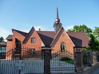 Ровно. Церковь св. Николая. Духовный центр