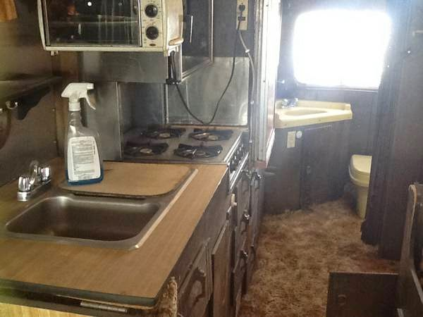 Used RVs 1976 Titan Motorhome for Sale For Sale by Owner