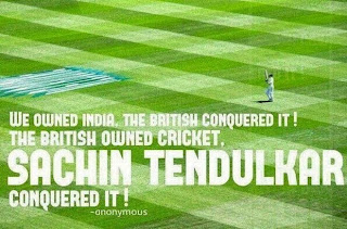 Sachin Tendulkar - Not One In Millions But One In Milleniums