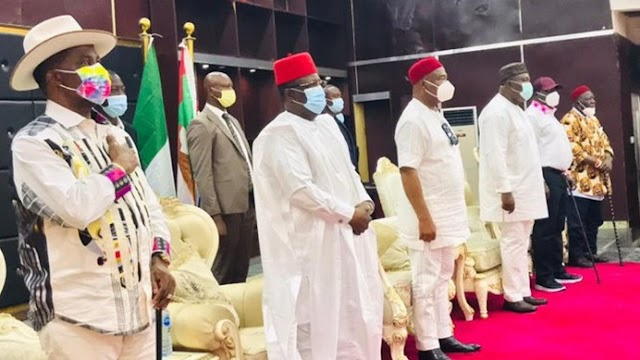 South-East governors demand restructuring state police