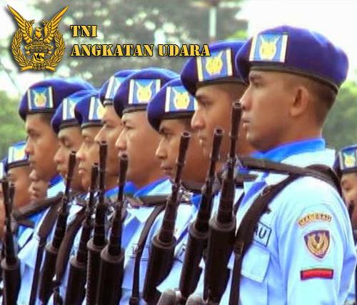 Penerimaan Tamtama TNI AU 2016