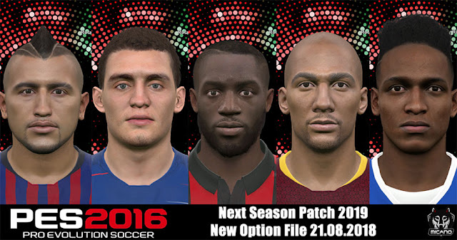 PES Patch Forum - All Forums