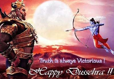 Vijayadashami Status In Facebook