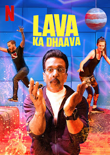 Download Lava Ka Dhaava S01 (2021) Netflix Complete Web Series 480p HD