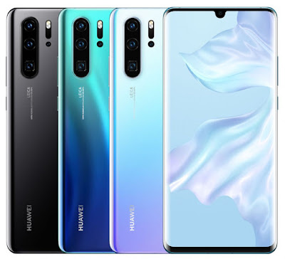 Huawei P30 Pro & Huawei P30 Lite launched in India