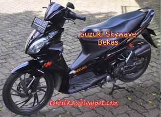 Harga Suzuki Skywave Bekas Terlengkap Baru