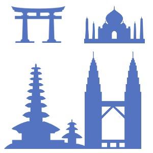 Viajes por Asia