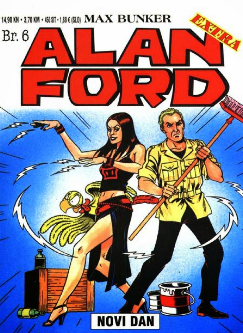 Novi Dan - Alan Ford