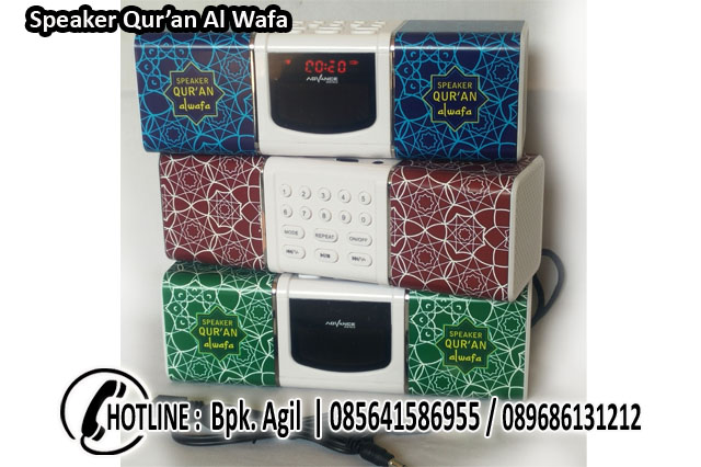 Speaker Quran Advance R2 16Gb - Al Wafa Semarang