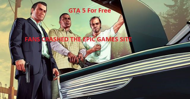 gta 5 free epic games