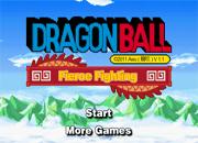Dragon Ball Fierce Fight