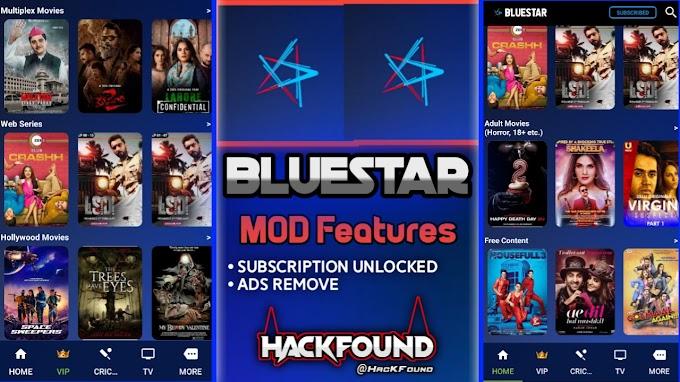 Bluestar V26 Mod Apk