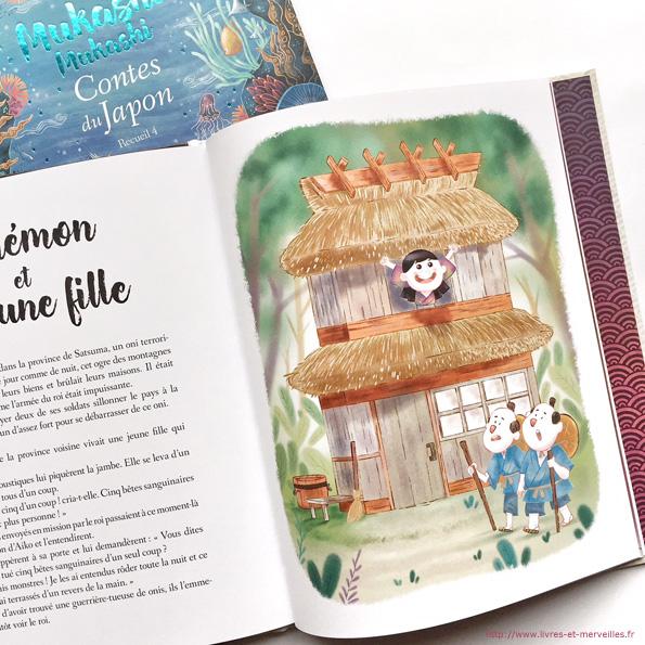 Mukashi Mukashi - Contes du Japon - éditions Issekinicho