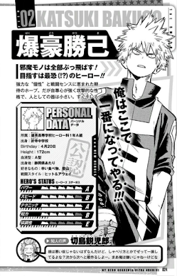 My Hero Academia ULTRA ARCHIVE - Official Character Book -