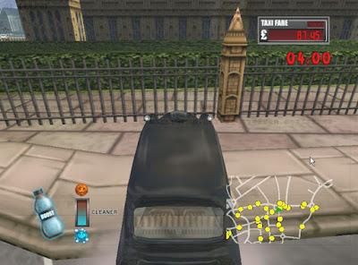 倫敦計程車(London Taxi Rushour),享受自由自在倫敦街頭飆車快感!