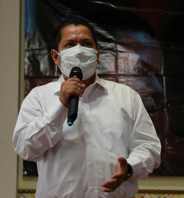 Desde la izquierda se construye la transformación de Michoacán: Casimiro Méndez Ortiz
