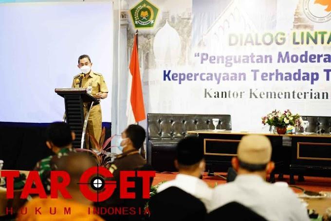 Hadiri Dialog Luntas Agana, Bupati Pati Soroti Aksi Terorisme