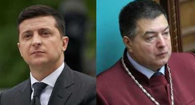 Верховный суд признал незаконным указ об увольнении Тупицкого