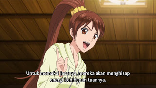 Download Youkai Apartment no Yuuga na Nichijou Episode 7 Subtitle Indonesia