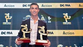 رسمياً.. رونالدو أفضل لاعب في الدوري الإيطالي