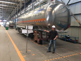tank chở khí hóa lỏng