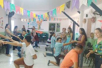 Centro de Apoio à Criança realiza encontro pedagógico sobre a cultura junina