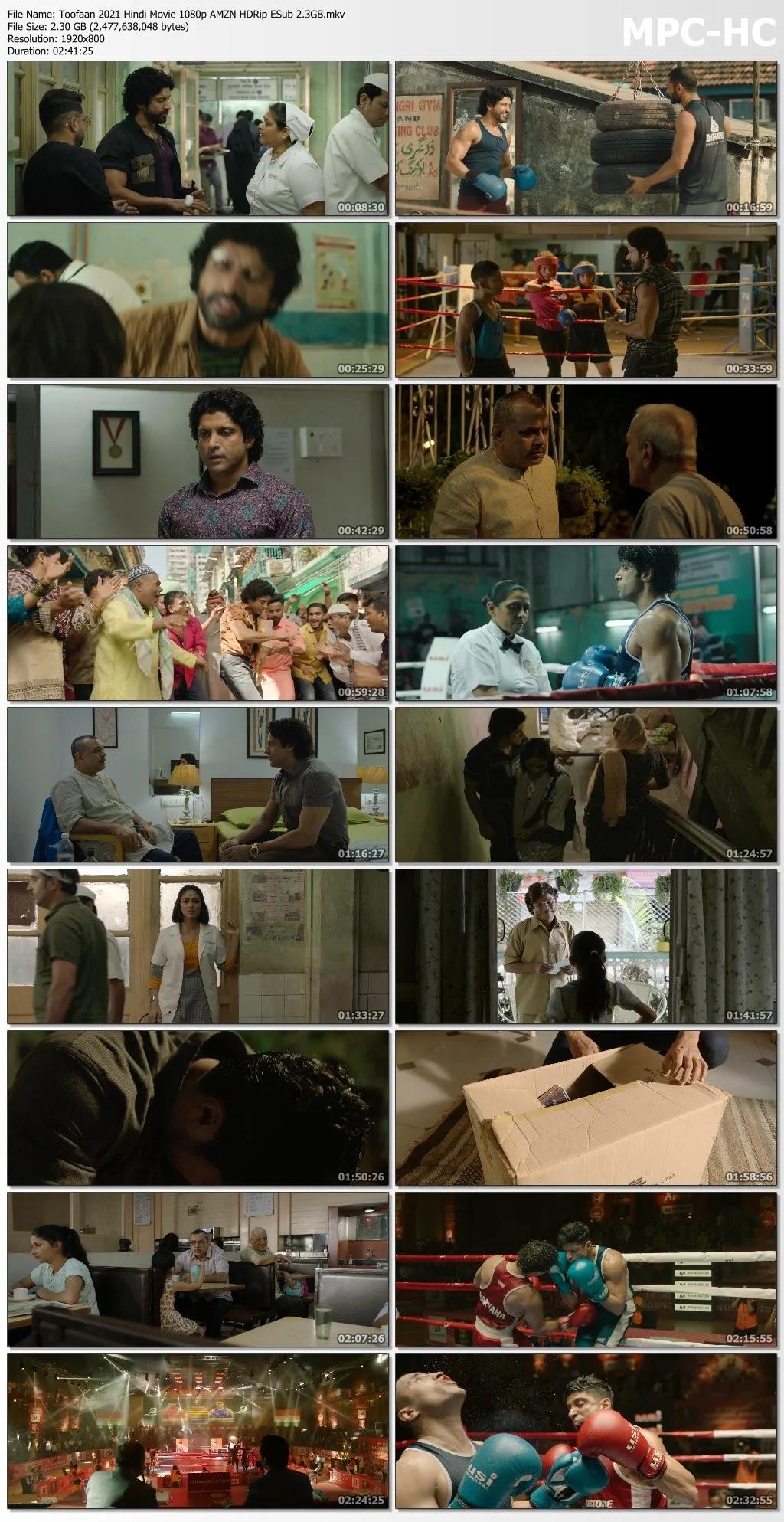 Toofaan 2021 Hindi Movie
