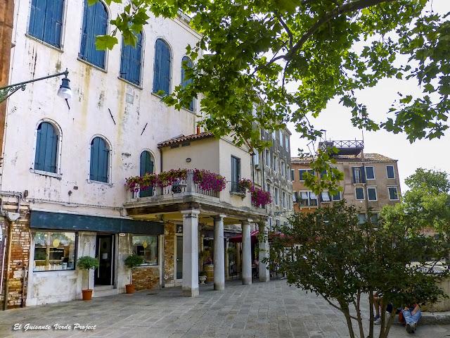 Sinagoga Italiana - Cannaregio, Venecia por El Guisante Verde Project