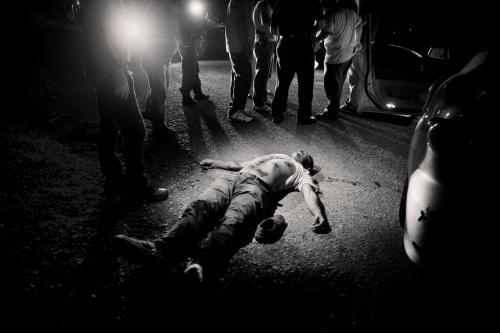 """""""Latidoamérica"""", fotografías del crimen en Honduras"""