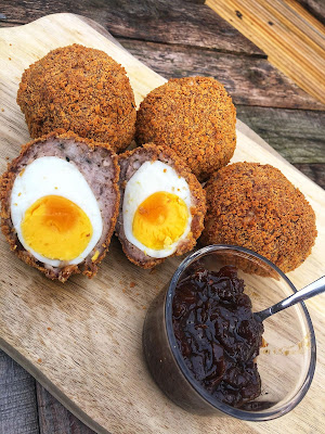 Gluten Free Scotch Eggs