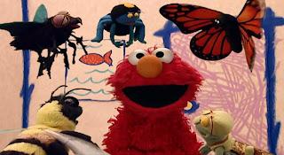 Elmo's World Bugs Interview