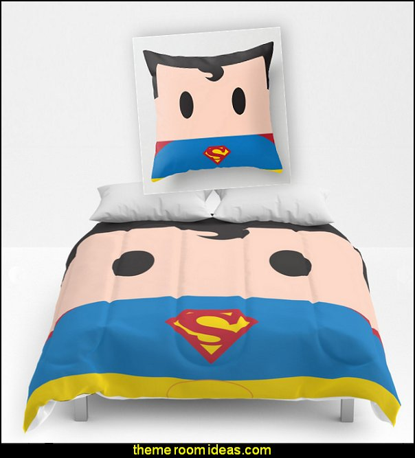 superman bedding superman pillows superman bedroom decor