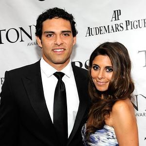 Mark Sanchez And His Ex Girlfiend Jamie Lynn Sigler