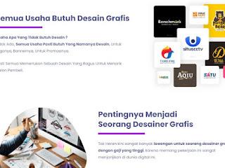 Kursus Desain Grafis Online Bersertifikat Dan Freelance Desain Grafis Adobe Illustrator
