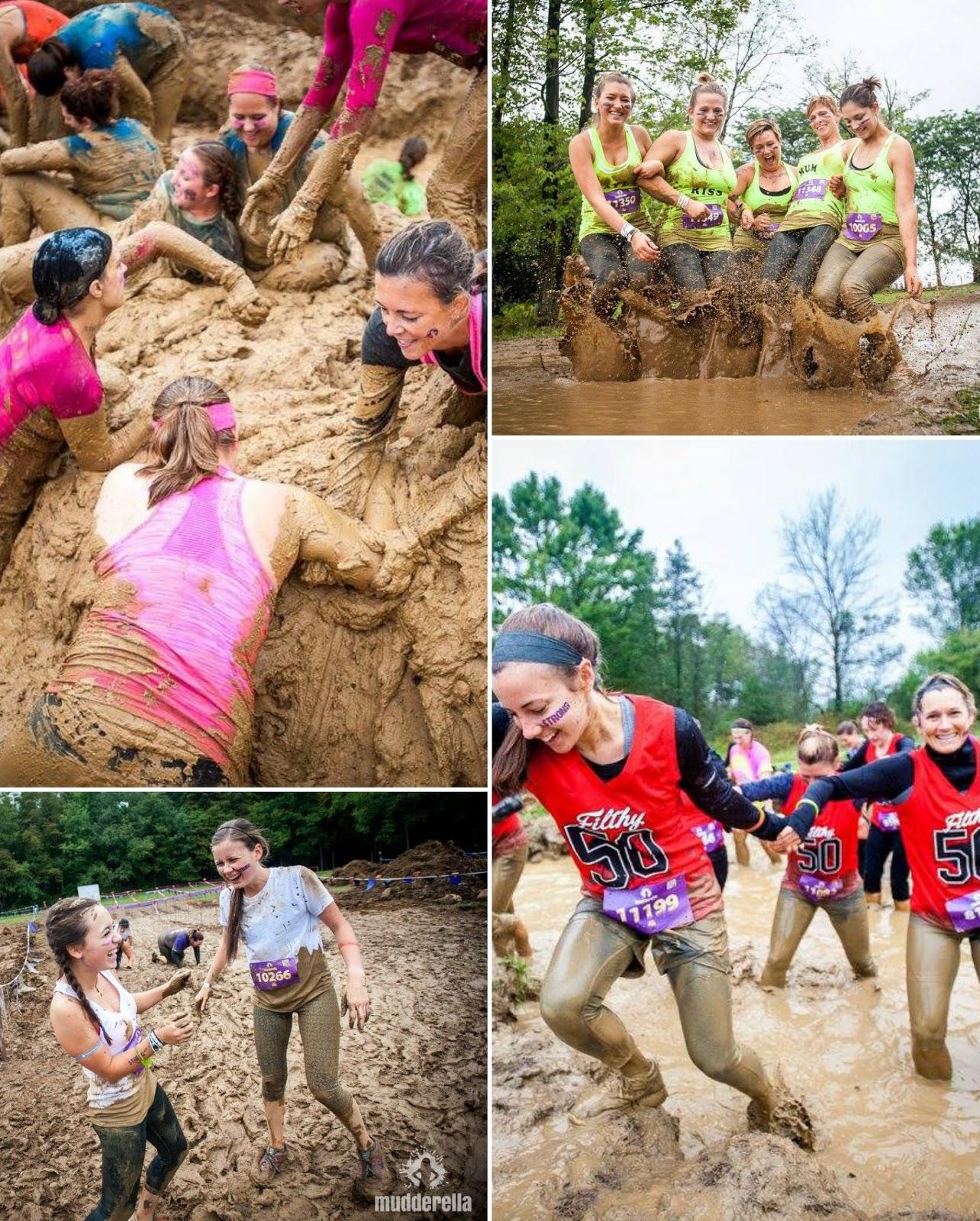 mudderella mud run