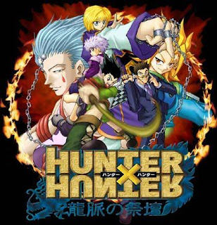 Download Kumpulan Chapter Komik Hunter X Hunter Lengkap
