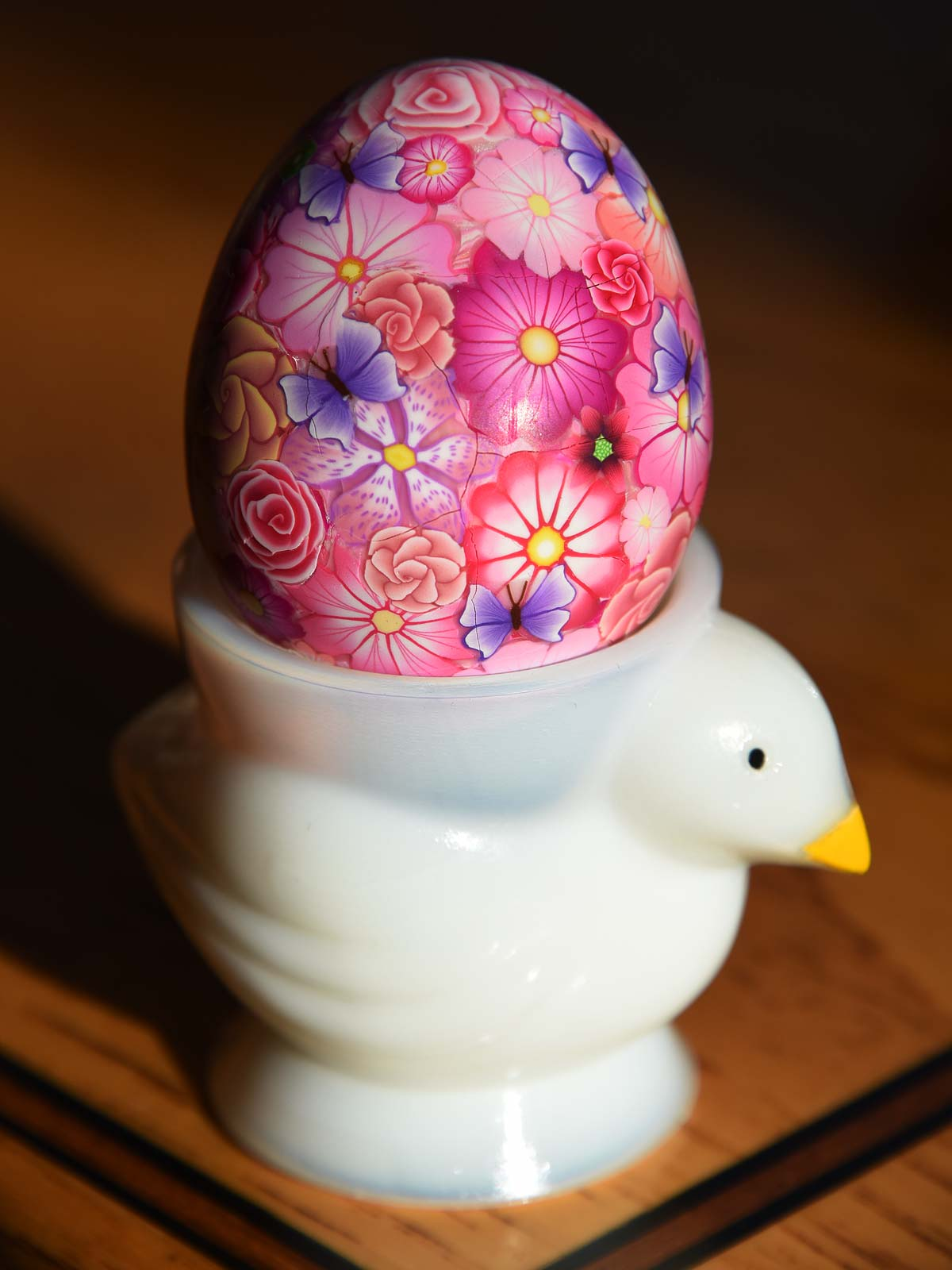 FIMO Polymer Clay Egg