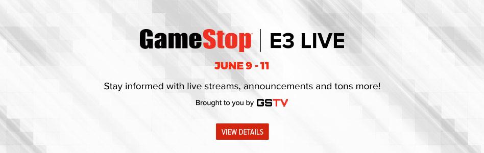 GameStop   E3 Live