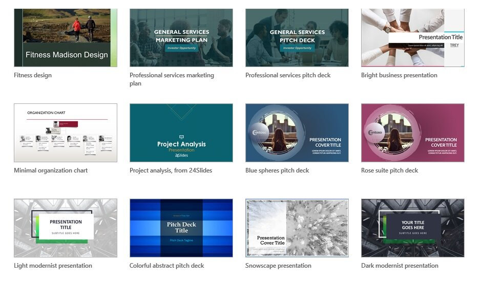 How to make PowerPoint template