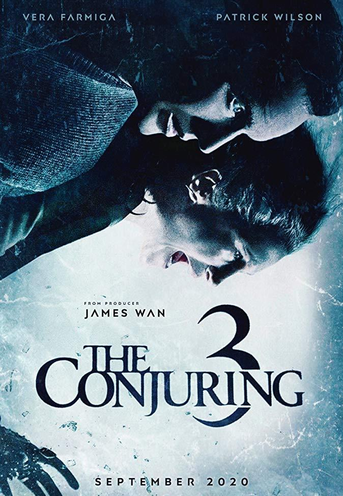 Download The Conjuring The Devil Made Me Do It (2021) Full Movie in English Audio Esub BluRay 720p [800MB]