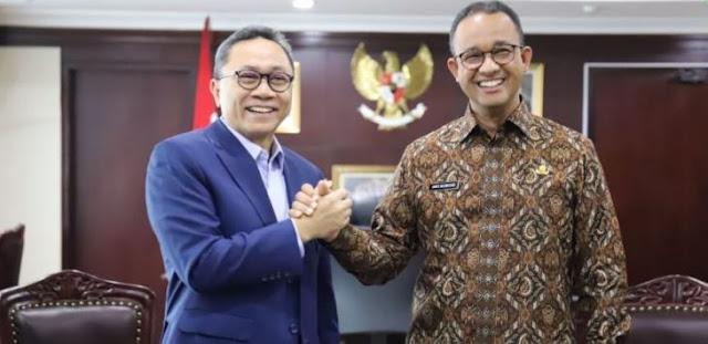 Jokowi Jegal Anies Baswedan Maju Pilpres 2019 Pakai PP 23 Tahun 2018?
