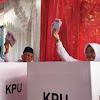 Jokowi-Maruf Hanya Unggul 3 Suara di TPS Maruf Amin
