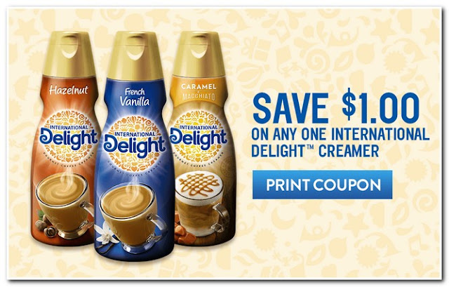 Free Coffee Creamer Coupons