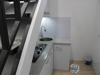 Kitchen Set Untuk Ruang Sempit Furniture Semarang