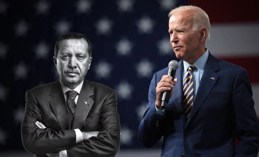«Προσοχή ταραξίας… Οι ΗΠΑ να δείξουν στον Ερντογάν τα όρια»